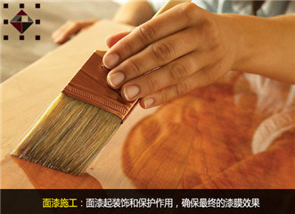High Quality Waterborne Protective Wood Lacquer