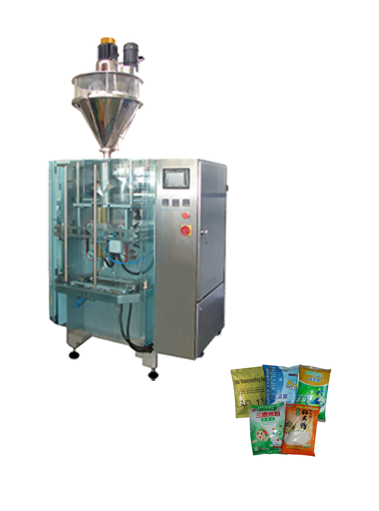 Automatic Powder Packing Machine (VFSL5000F)