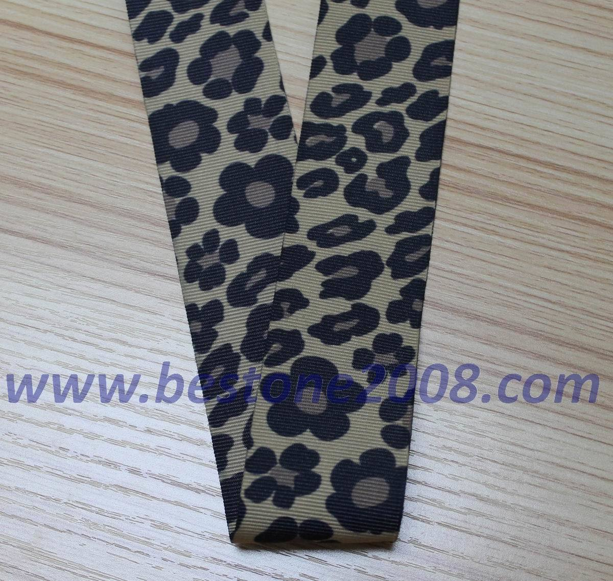 High Quality Double Side Printing Webbing for Bag #1312-4