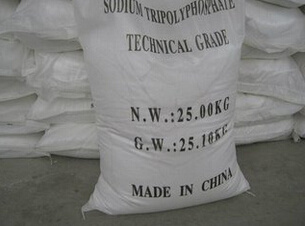 Chemical Material 94% Min Sodium Tripolyphosphate STPP for Detergent