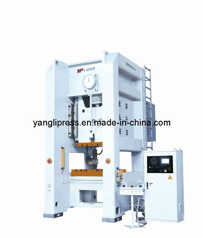 Sp1 Series Gantry Type Single Point Press Machine