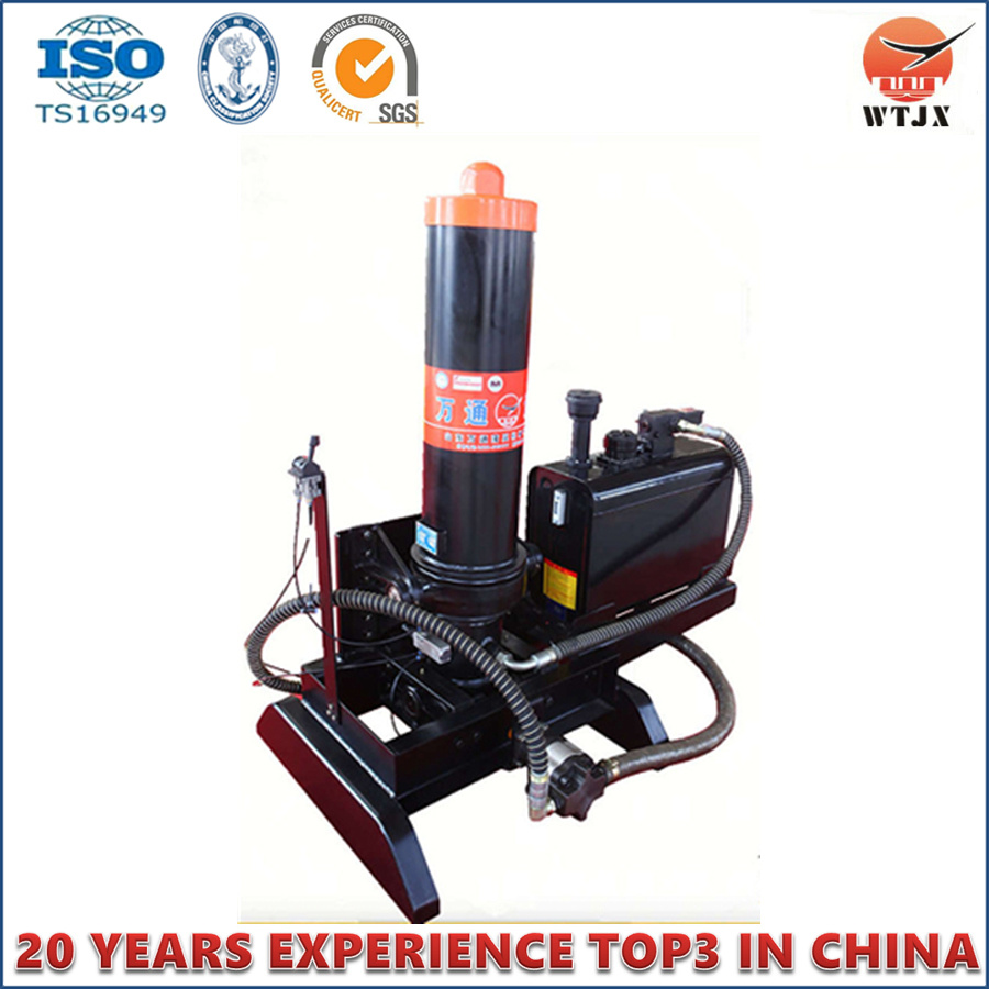 Multistage Telescopic Hydraulic Cylinders