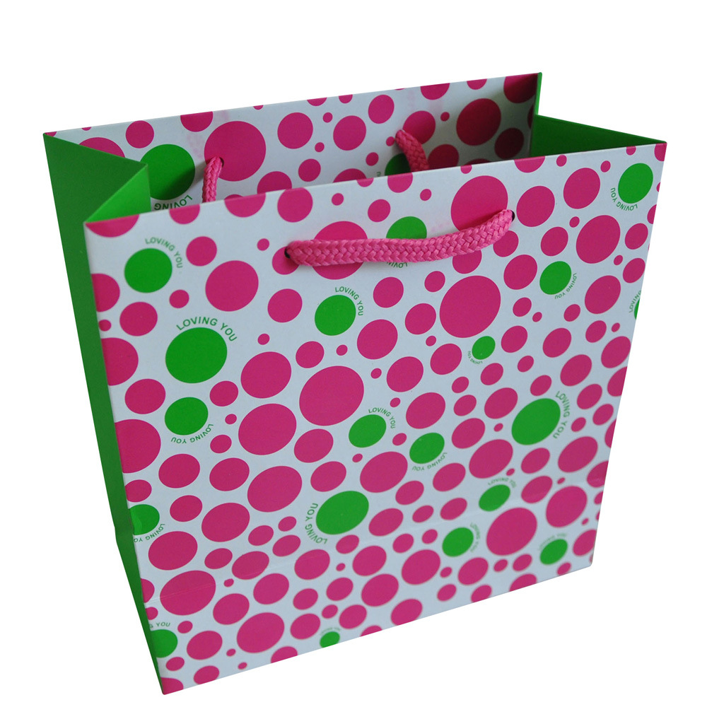 Customize New Style Paper Bags
