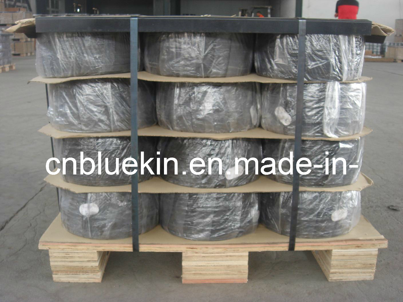 Auto Baling Wire