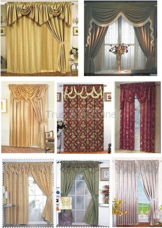 Modern Curtains Contemporary Window Curtains Kitchen Curtains