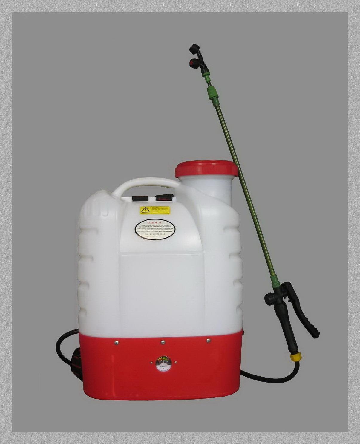 China 18l Battery Powered Sprayer China Electric Backpack Sprayer Battery Garden Sprayer