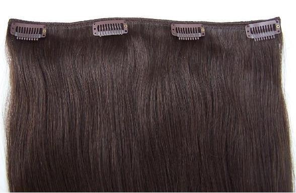 Brazilian Remy Clip In Hair Extensions 7