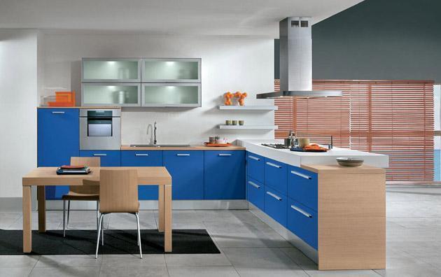China Kitchen Cabinet MDF Kitchen Cabinet Kitchen Furniture