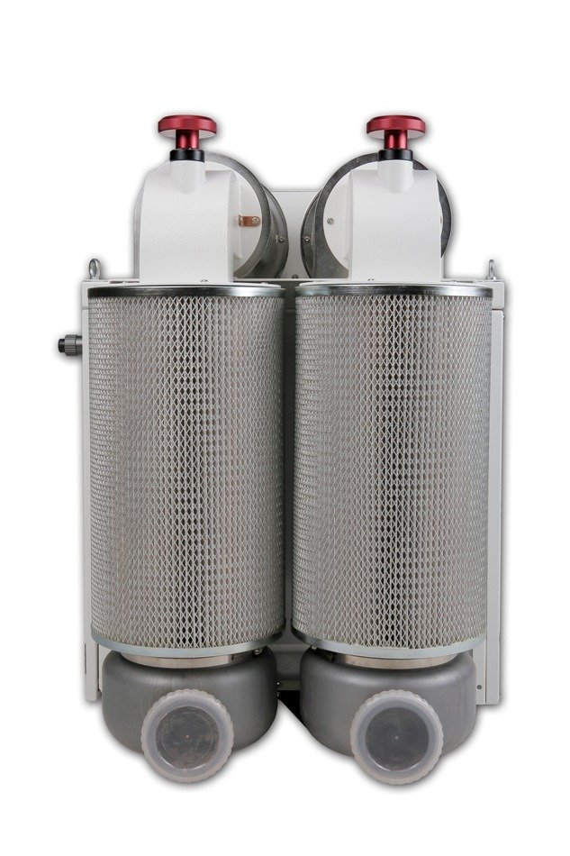 NEW Gyro Air Dust Collector/ Dust Extractor
