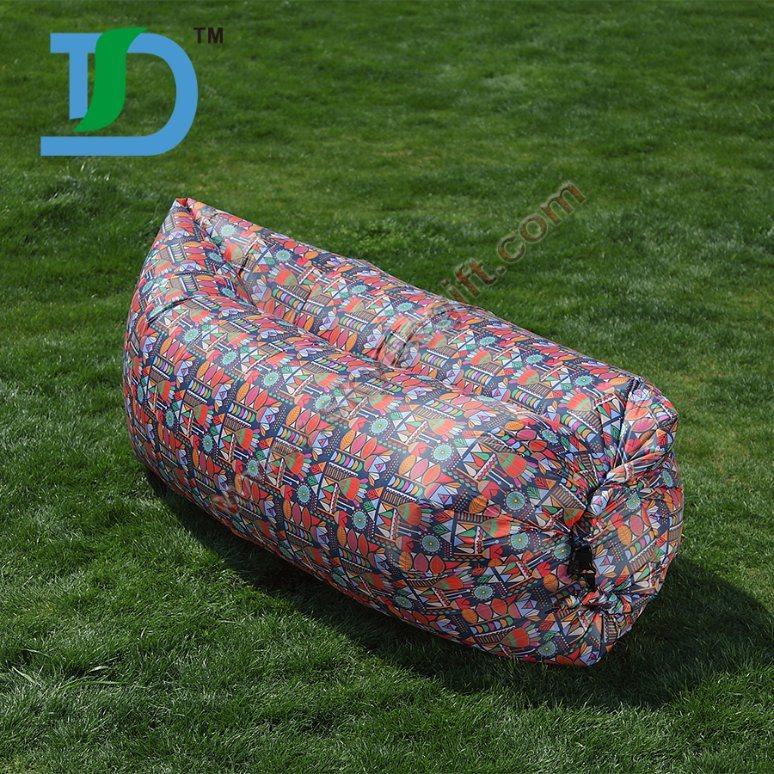 New Products Air Bean Bag Air Sofa on Park