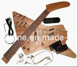 Unfinished Quality Prs Guitar Kit