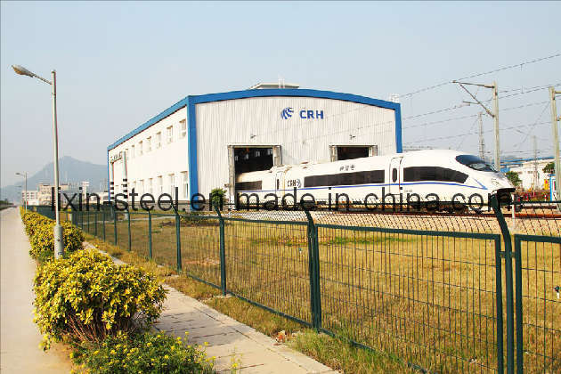 Metal Prefabricated Workshop for Repairing Train