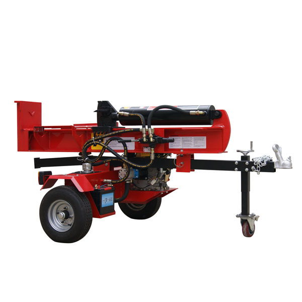 Good Quality Cheap Price Screw Log Splitter, 50 Ton Log Splitter, 45 Ton Log Splitter