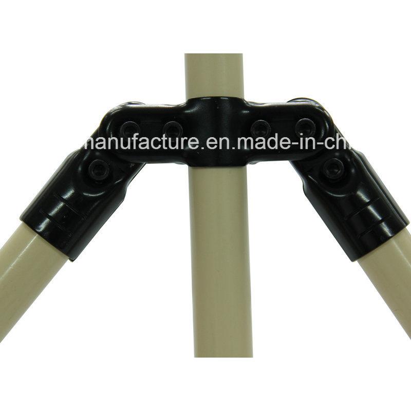 Black Metal Joint for DIY Rack (KJ-12)