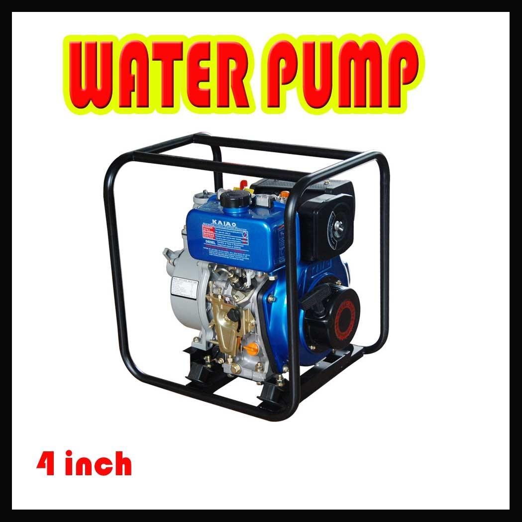 KAIAO 4-Inch Diesel Water Pump/1.5-4inch Water Pump