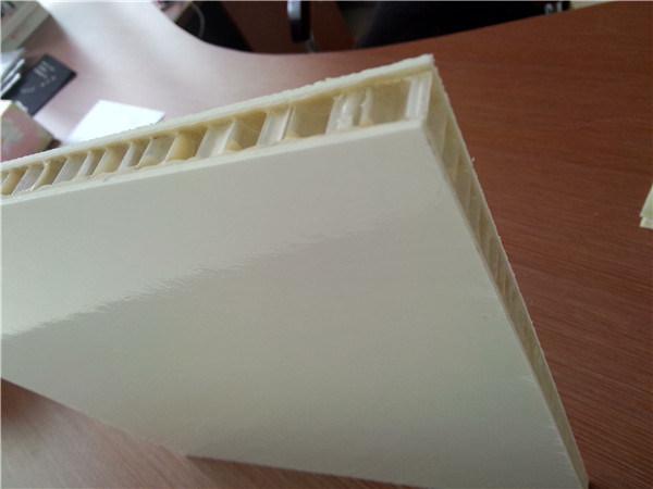 30mm GRP Fiberglass Honeycomb Panels for Freezer