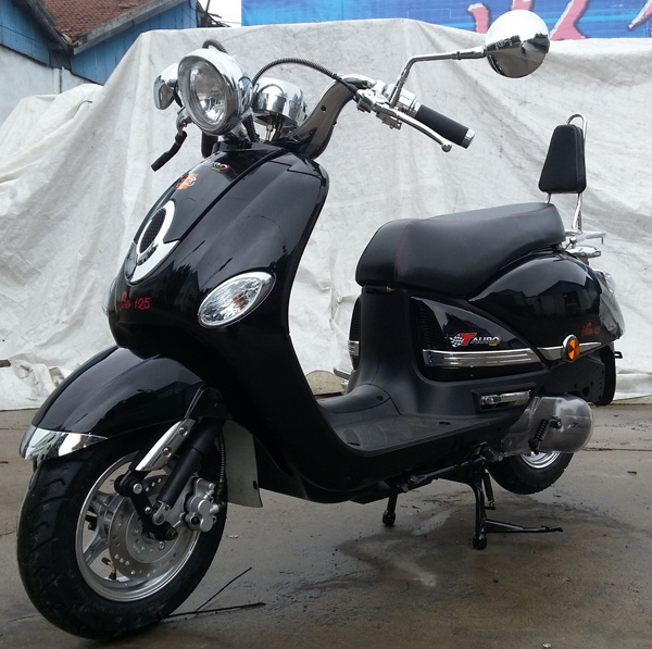 Sanyou Classical Model Scooter 125cc Jgw