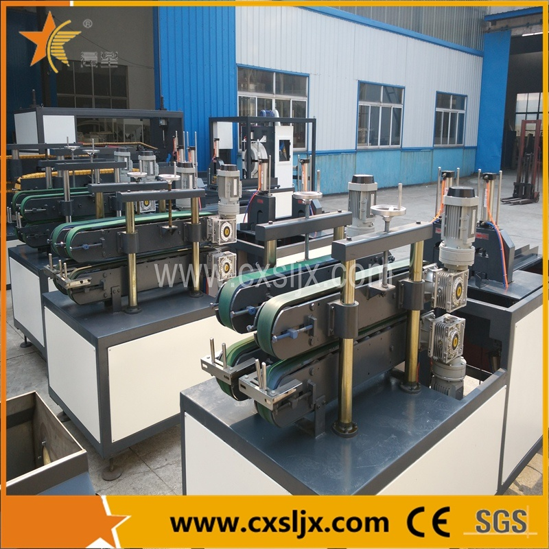 16-50mm PVC Double Pipe Extruding Machine Ce Certificated From Zhangjiagang