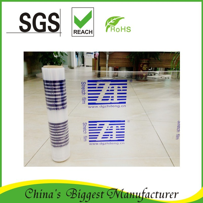 Stretch Wrap Bundling Film with Logo Printing