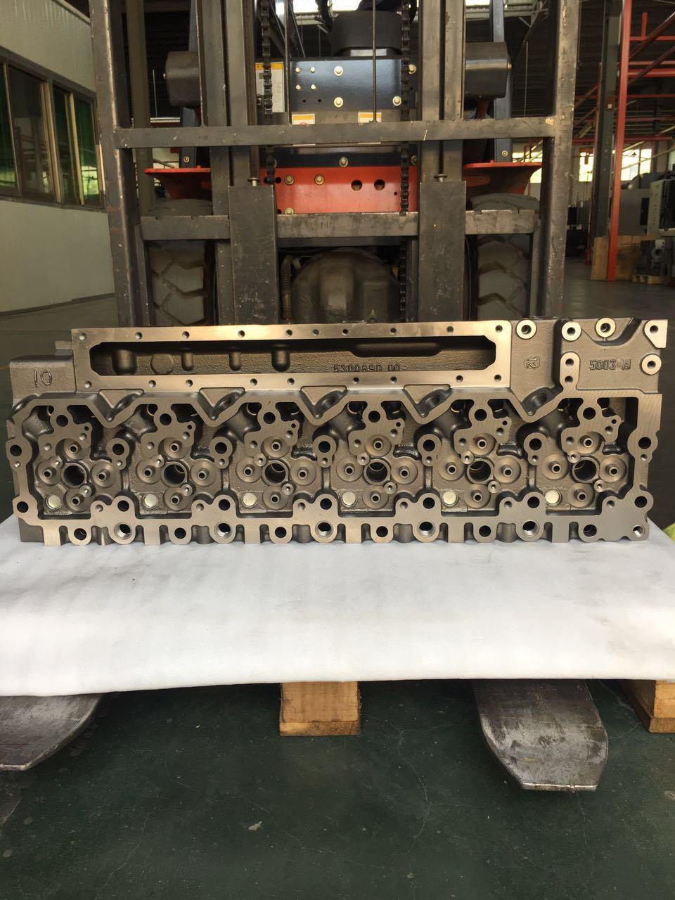 Cylinder Head Cummins Engine Part for Isle