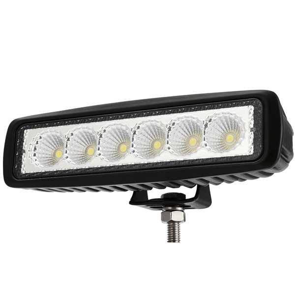 6 Inch 18W Bridgelux LED Driving Light with 1080lm