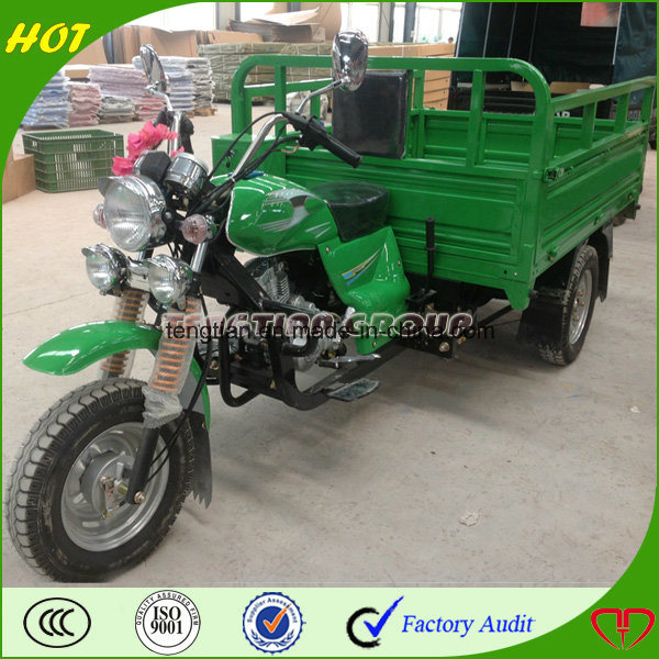 Cargo Passenger Three Wheeler Electric Tricycle