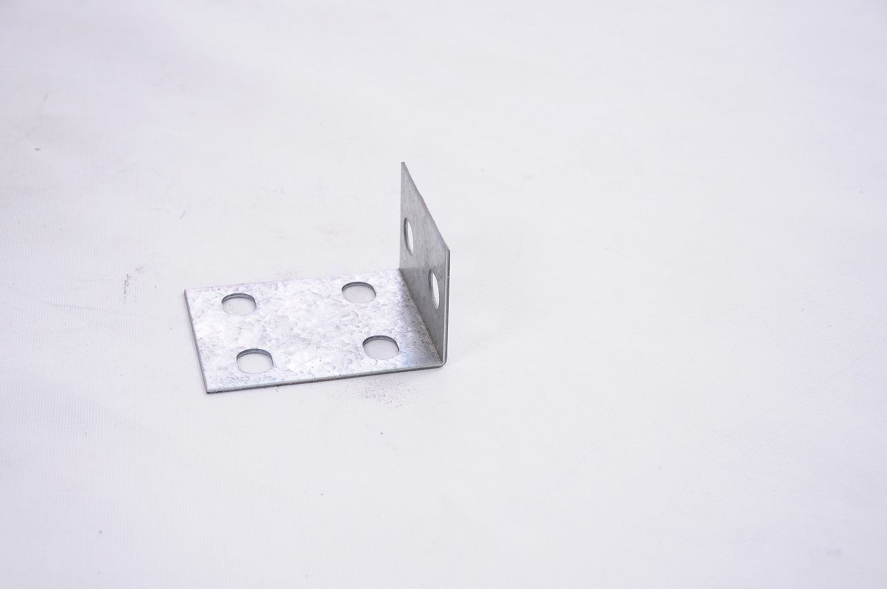 Galvanized Iron Angle Connector