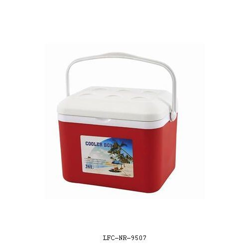 26 Litre Plastic Cooler, Ice Cooler Box, Plastic Cooler Box