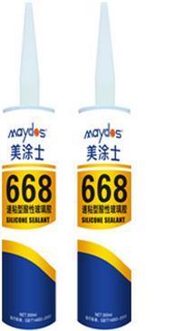 Maydos Silicone Acid Adhesive Acetic Silicone Sealant 668