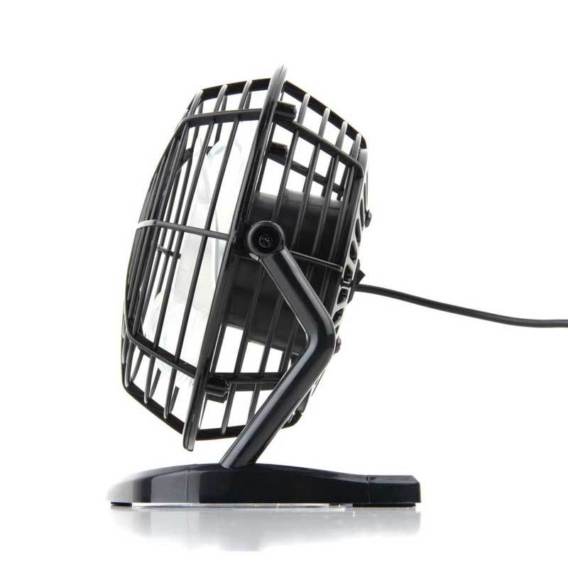 Laptop Computer Portable Mute USB Cooler Desk Mini Cooling Fan