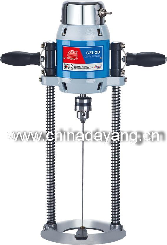 Cloth Hole Drill Marker Marking Machine Driller (CZI-2D)