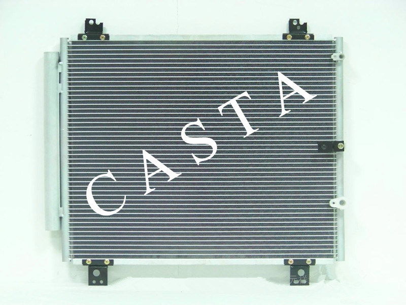 High Quality Aluminum Auto Condenser for Toyota Hiace (05)