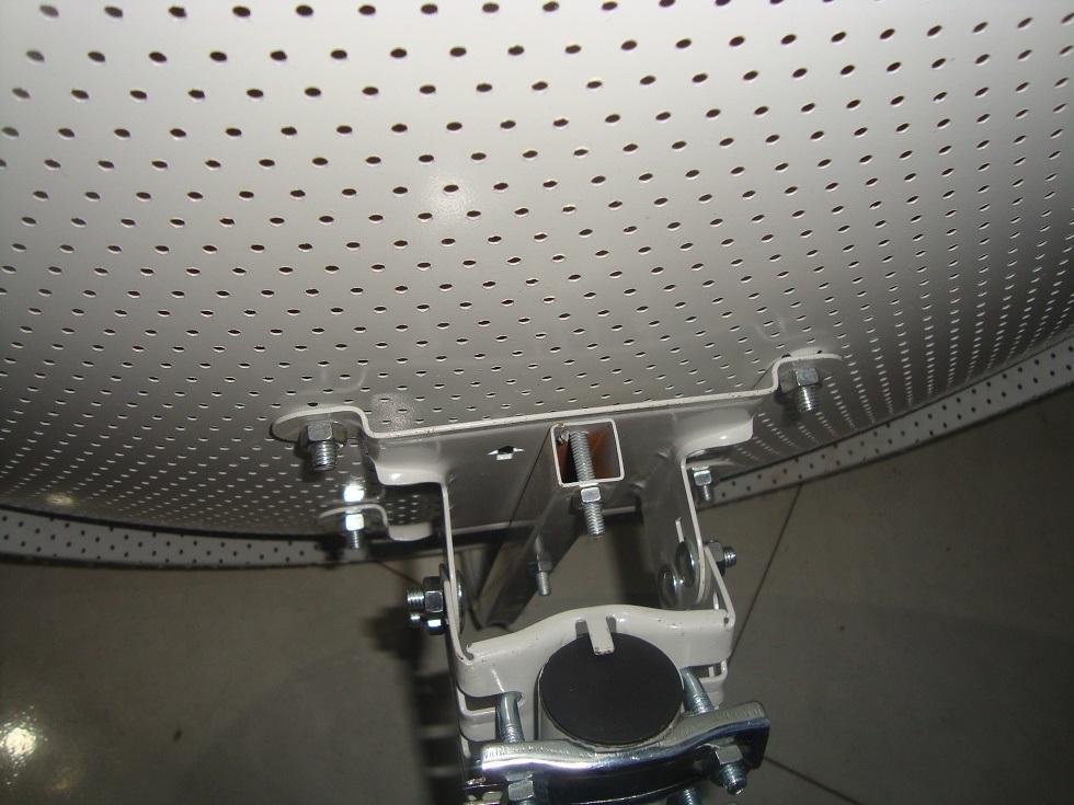 Mesh Ku-Band 75cm Satellite Antenna (wind-resistant)