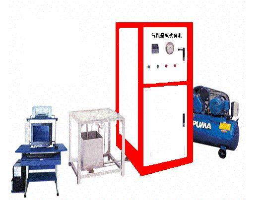 Burst Test Machine for Gas Cylinders