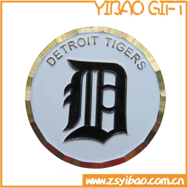 High Quality Metal Souvenir Coin with Baking Varnish (YB-c-047)