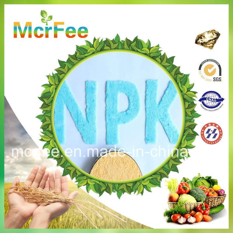 NPK +Te 30-10-10 Custom Formulas Fertilizer