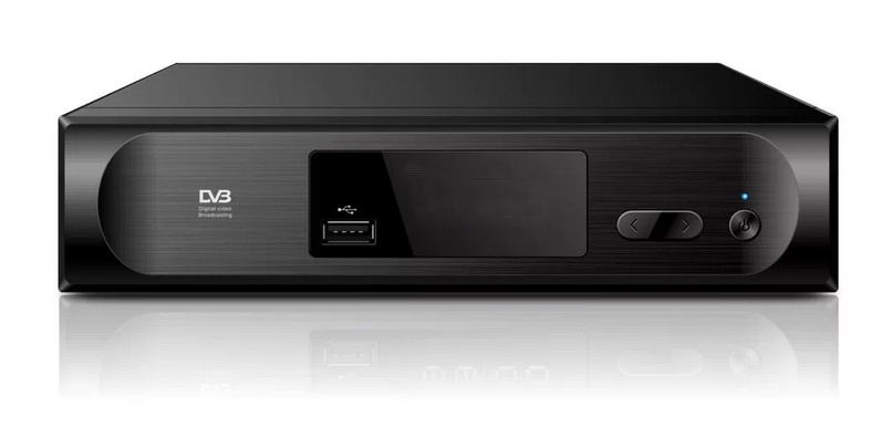 Digital DVB T2 HD Box.