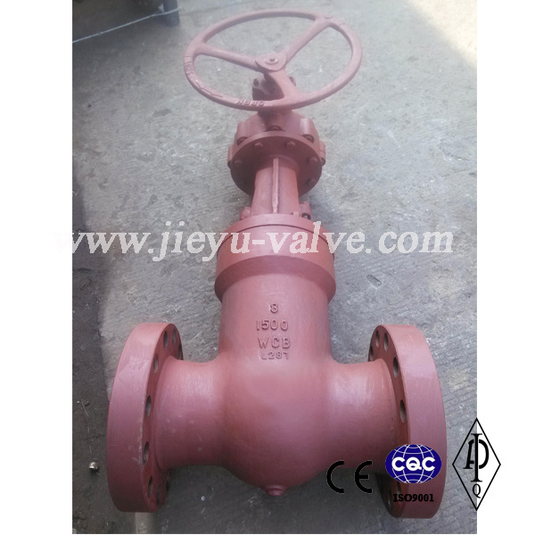 150lb 30inch Gear Operated Gate Valve