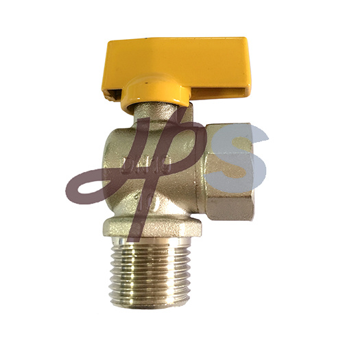 Malex Pex Aluminum Handle Brass Gas Ball Valve