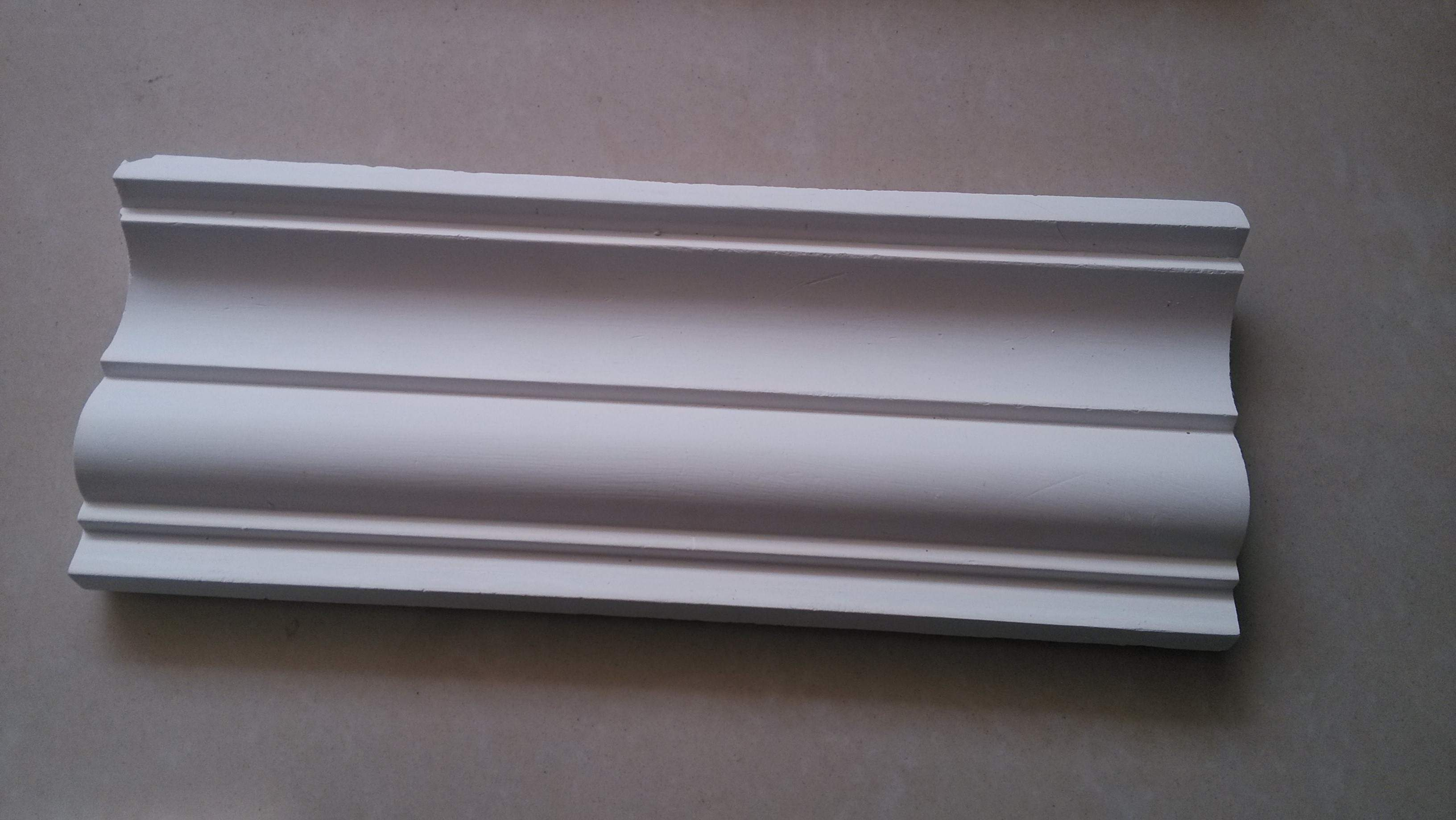 Home Decoration Gypsum Material Plaster Moulding Cornice/Gypsum Cornice