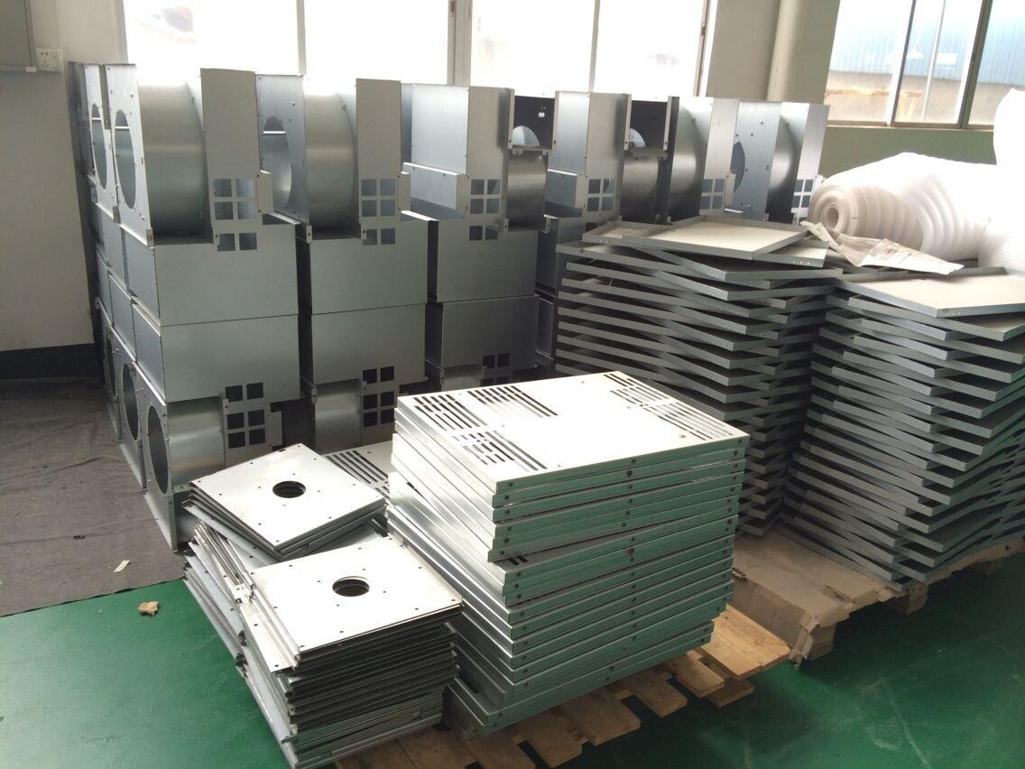 High Quality Galvanized Steel Welding Fabrication