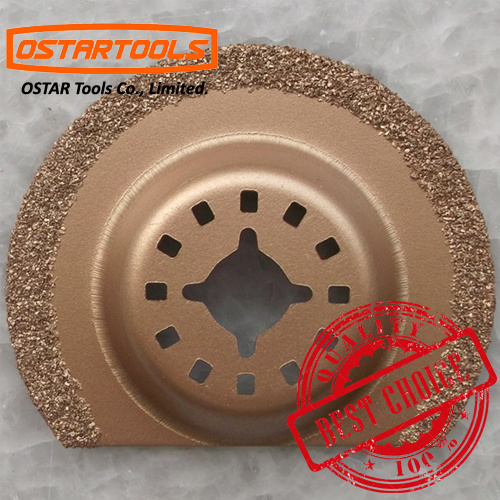 Carbide Oscillating Saw Blade