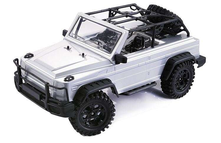 1481402- 2.4G RC Climbing Car Ragtop 4WD off - Road Vehicle Model