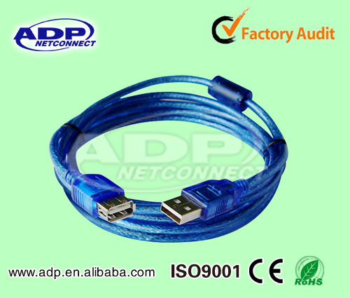 China Supplier USB 2.0 and 3.0 Male USB Cable