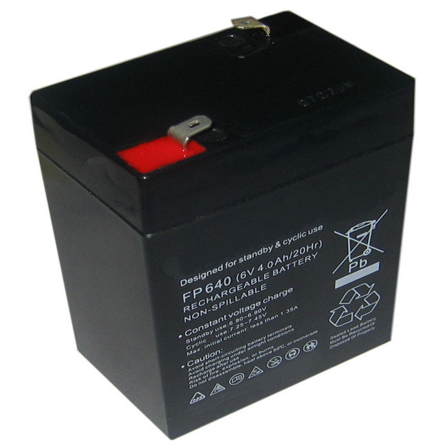 Back-up 6V Battery (FP640)