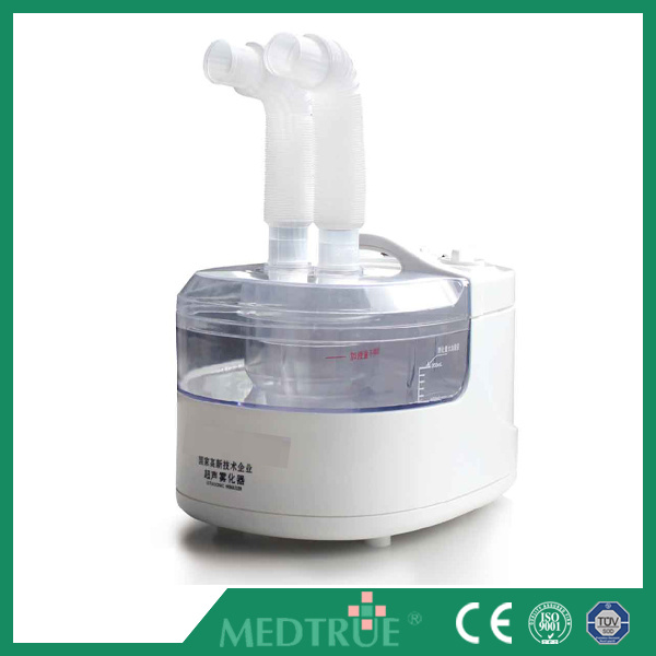 CE/ISO Approved Hot Sale Best Medical Portable Ultrasonic Nebulizer (MT05116101)