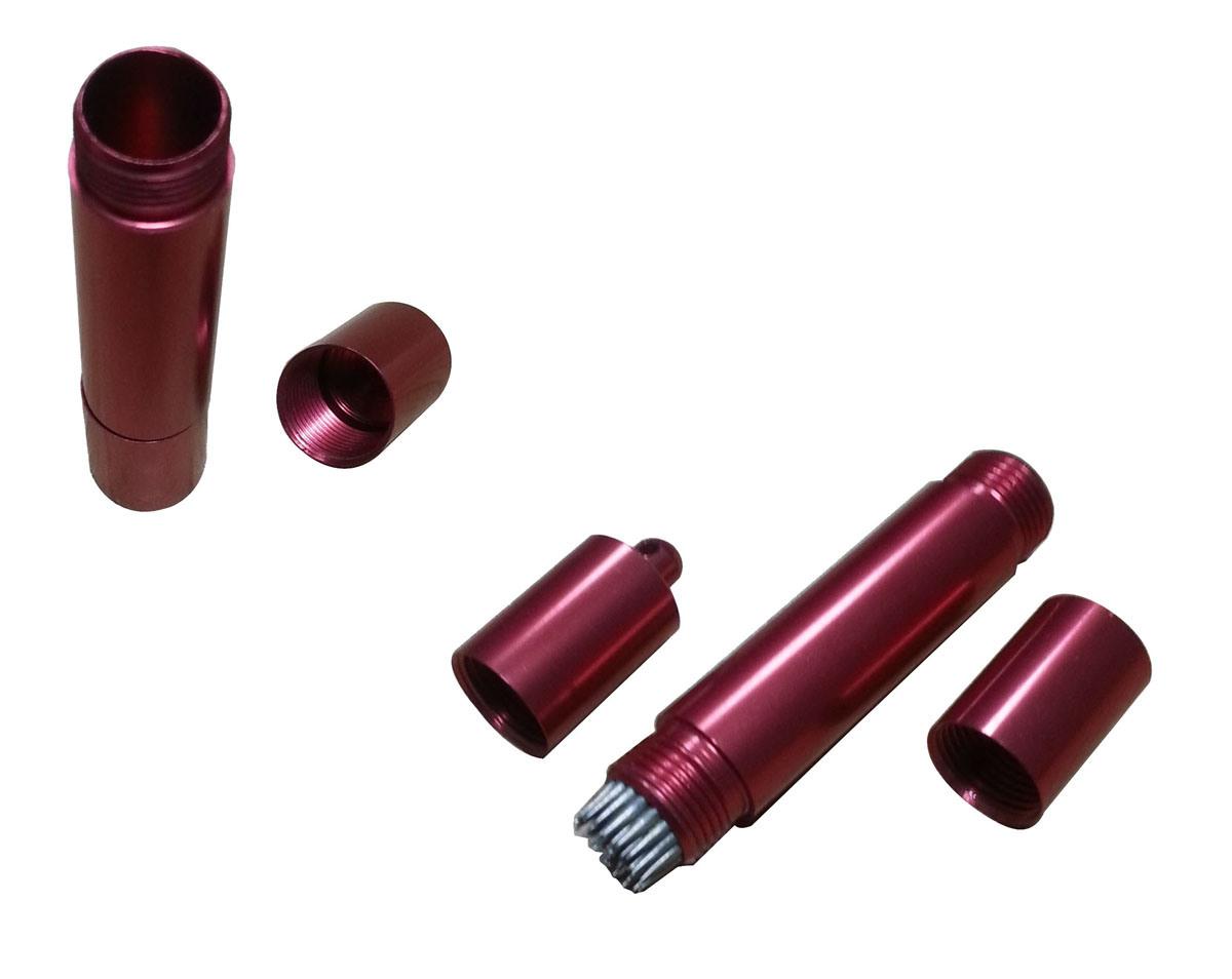 Metal Functional Cue Tip Tool