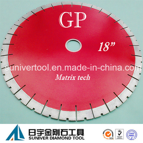 Extremely Fast Cut Diamond Saw Blade for Granite