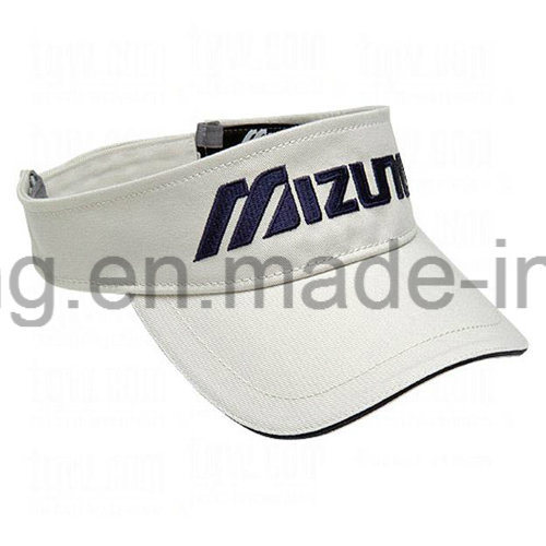 Customized Baseball Sun Cap/Visor, Sports Sun Hat