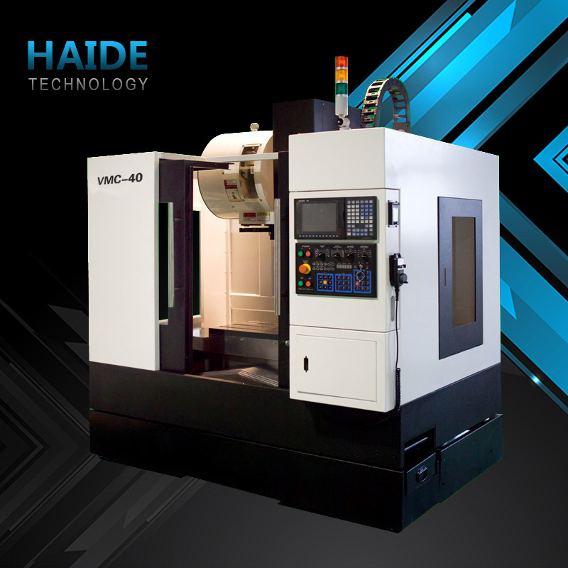 CNC Machining Center Metal Processing